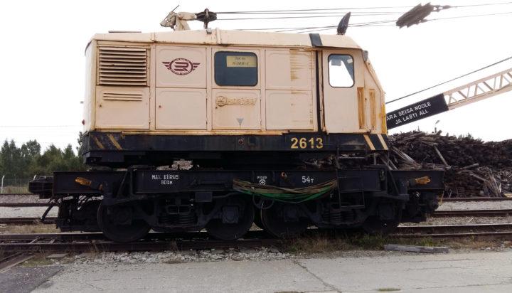 raudteekraana